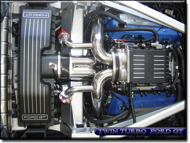 2005 Ford GT Heffner Twin Turbo