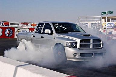2005 Dodge RAM SRT10 Quad Cab Supercharged