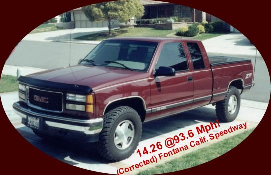 1996 GMC Sierra CK1500 Ext Cab 3door 4x4