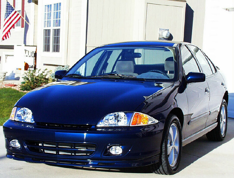 2002  Chevrolet Cavalier Z-24 picture, mods, upgrades