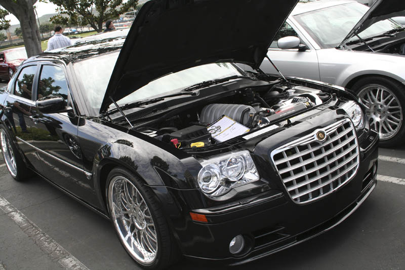 2006 Chrysler 300 SRT-8 Supercharged