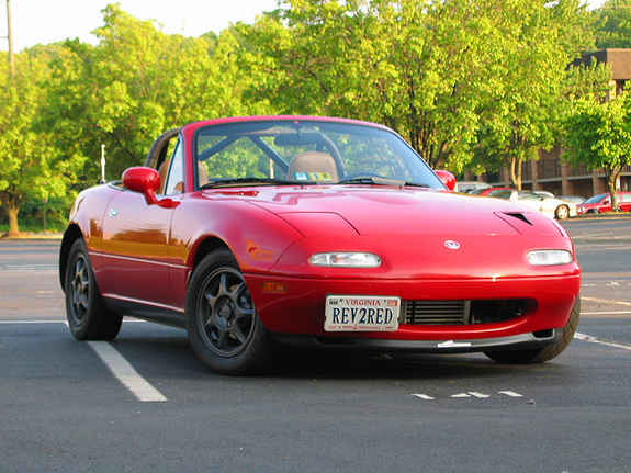 1993 Mazda Miata MX5 Turbo