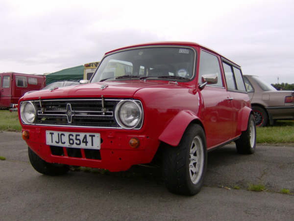1976 Austin-Rover Mini Clubman Estate