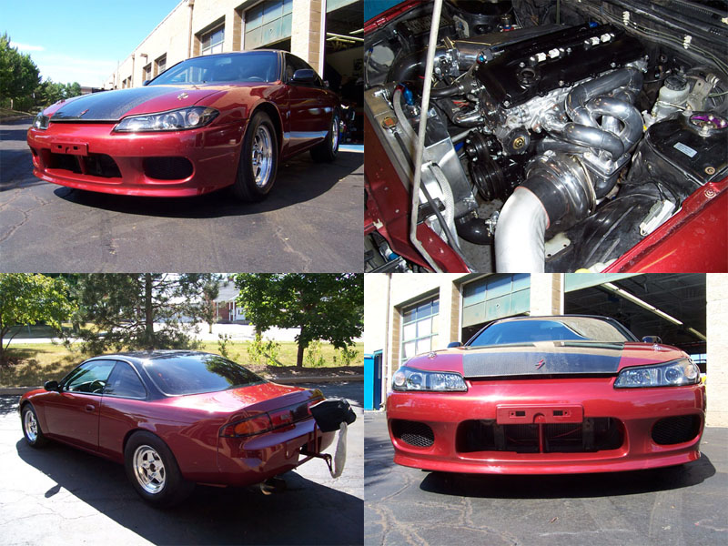 1995  Nissan 240SX Turbo & Nitrous picture, mods, upgrades