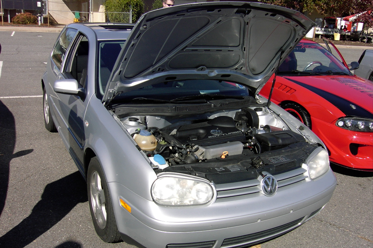 2001  Volkswagen GTI 1.8t picture, mods, upgrades