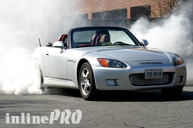 2002 Honda S2000 Turbo