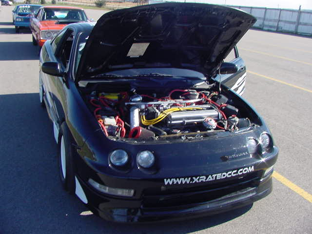 1997 Acura Integra LS Notec