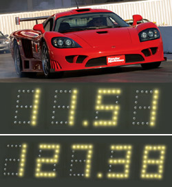 2005  Saleen S7  picture, mods, upgrades