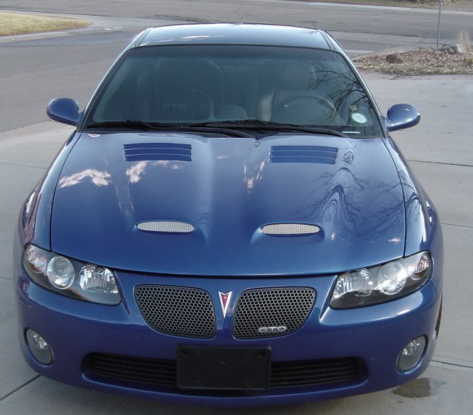 2004 Pontiac GTO Supercharged