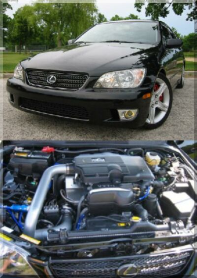 2003 Lexus IS300 In-Line 6, 4 Door