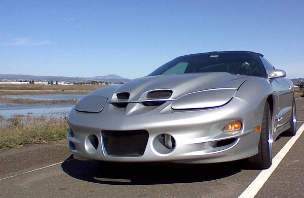 1998 Pontiac Trans Am Turbo