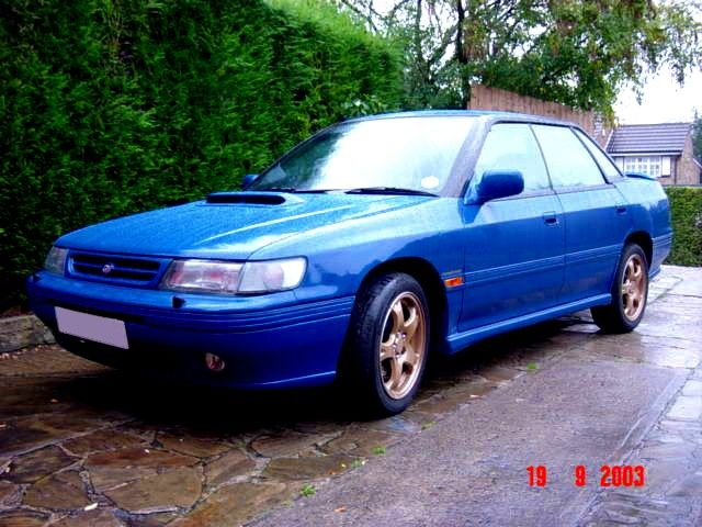 1993 Subaru Legacy UK SINGLE TURBO