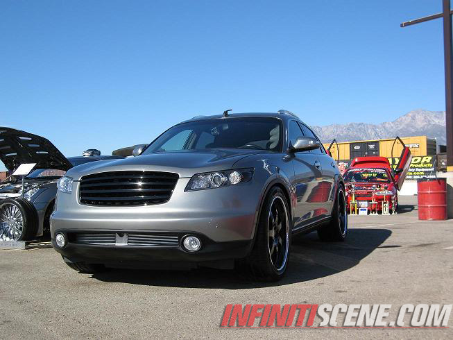 2005  Infiniti FX35 RWD Jim Wolf Turbo picture, mods, upgrades
