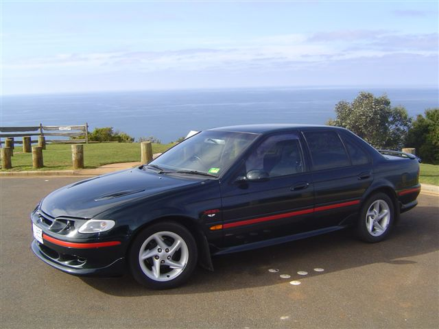 1995 Ford Falcon XR6