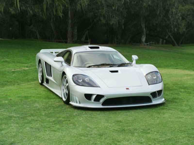 2004  Saleen S7  picture, mods, upgrades
