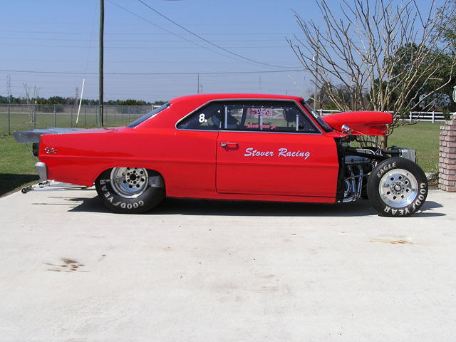1966  Chevrolet Nova SS picture, mods, upgrades