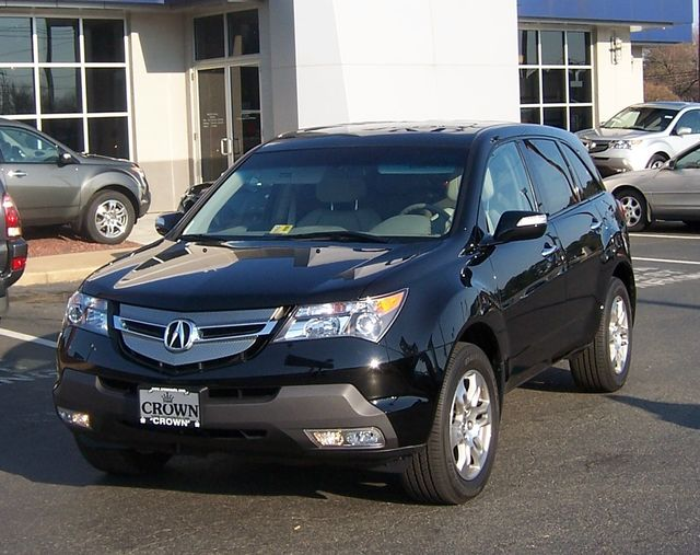 2007  Acura MDX  picture, mods, upgrades
