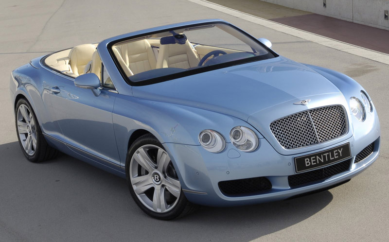 2007 Bentley Continental GT C Convertible