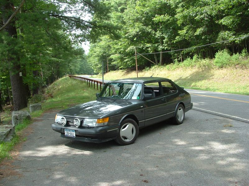 1991  Saab 900 Turbo picture, mods, upgrades