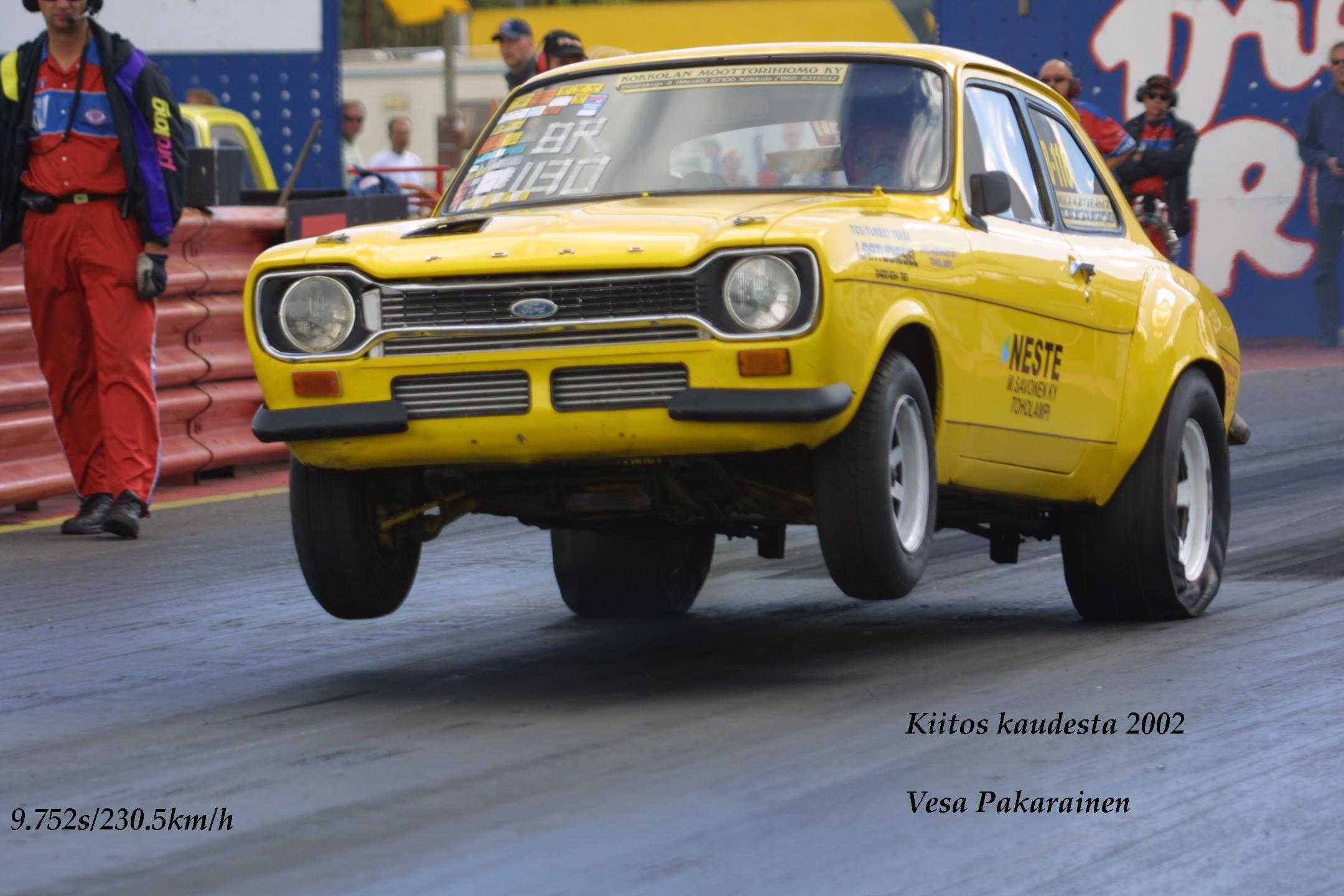 1975 Ford Escort 2000 turbo ic