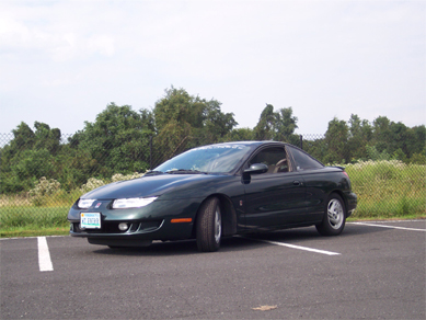 1998 Saturn SC2 Coupe