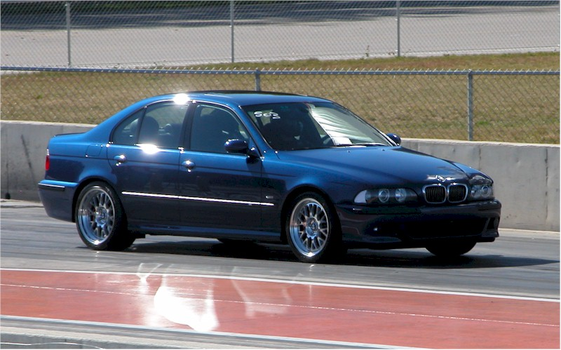 2003  BMW M5  picture, mods, upgrades