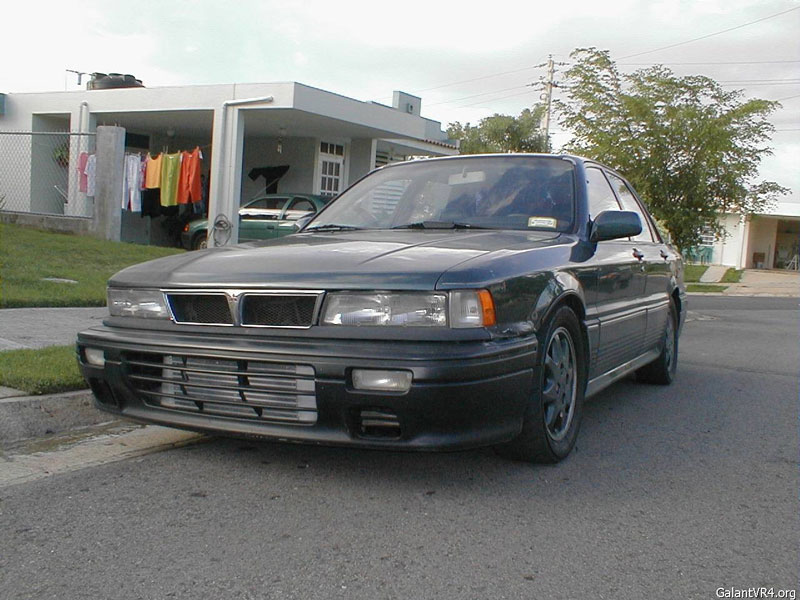 1991  Mitsubishi Galant VR-4 picture, mods, upgrades