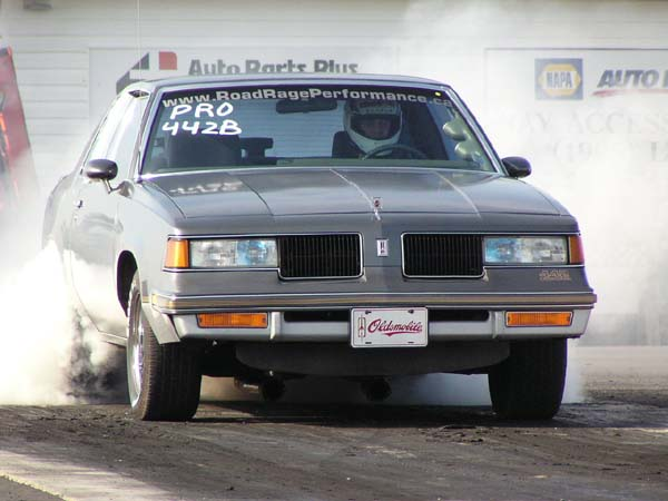 1987  Oldsmobile 442  picture, mods, upgrades