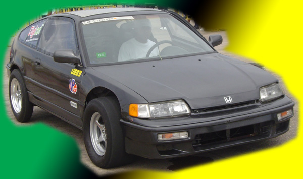 1991 Honda Civic CRX Si
