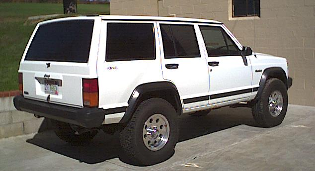 1993  Jeep Cherokee  picture, mods, upgrades