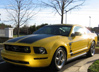 2006 Ford Mustang V6 Procharger Supercharger