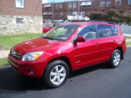 2006 Toyota RAV4 Limited 4wd 2.4 engine