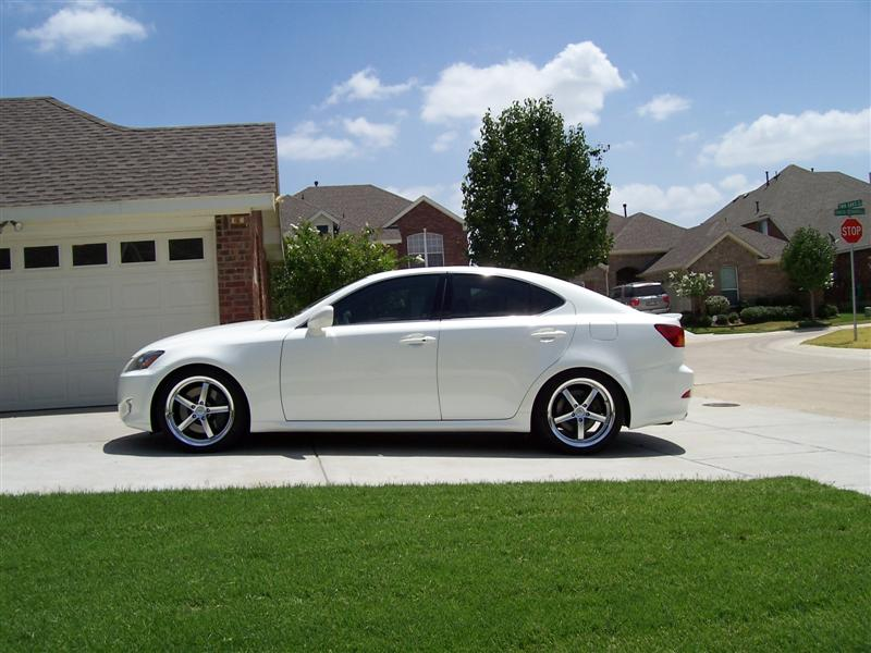 2006 Lexus IS350 Base JoeZ & HKS Exhaust