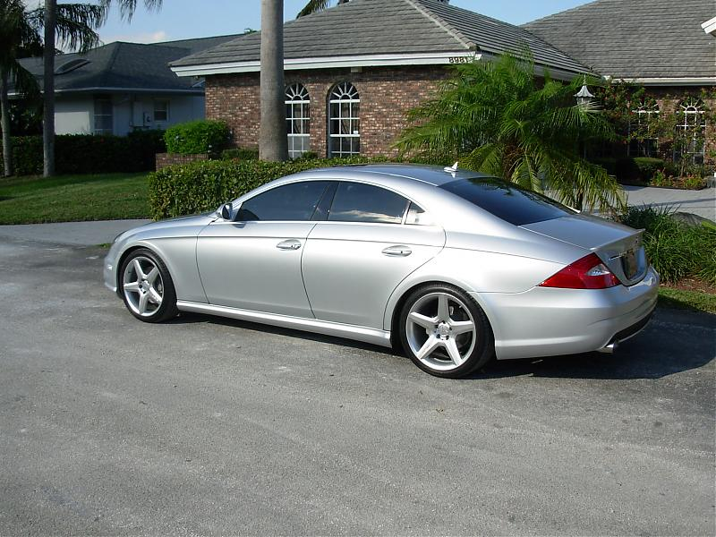 2007 Mercedes-Benz CLS550 AMG Sport Package