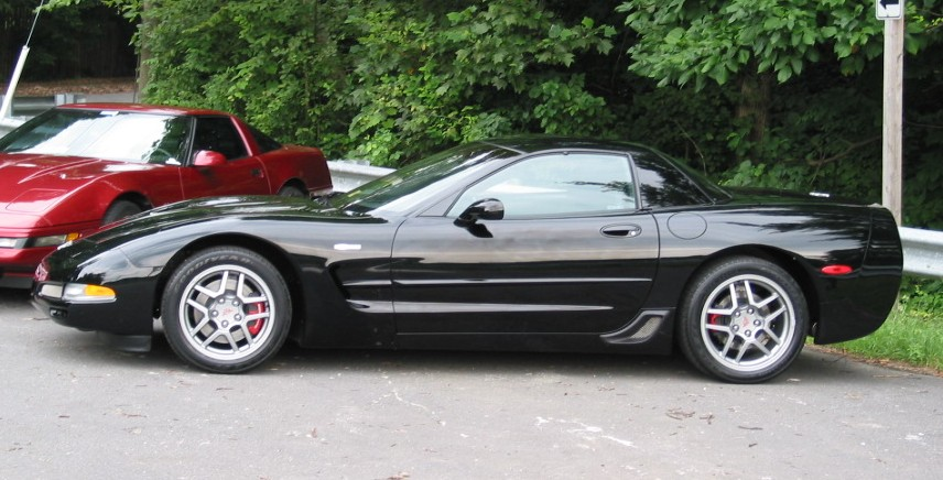 2003 Chevrolet Corvette ZO6 Procharger