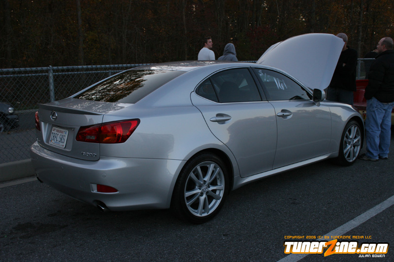 2006 Lexus IS350 Sport Package