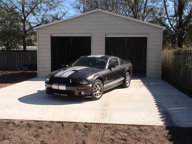 2007 Ford Mustang Shelby-GT500 Headers & Exhaust