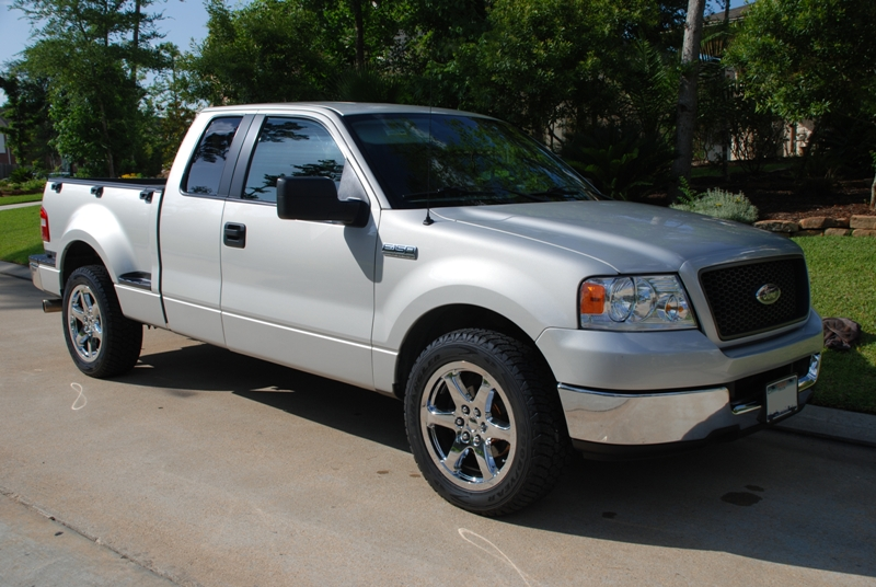 2005 Ford F150 XLT SuperCab Flareside 2WD