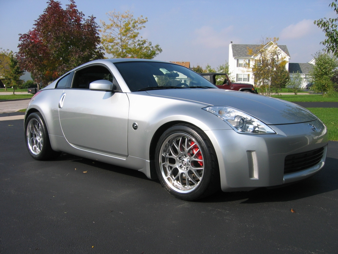 2003 Nissan 350Z APS Twin Turbo