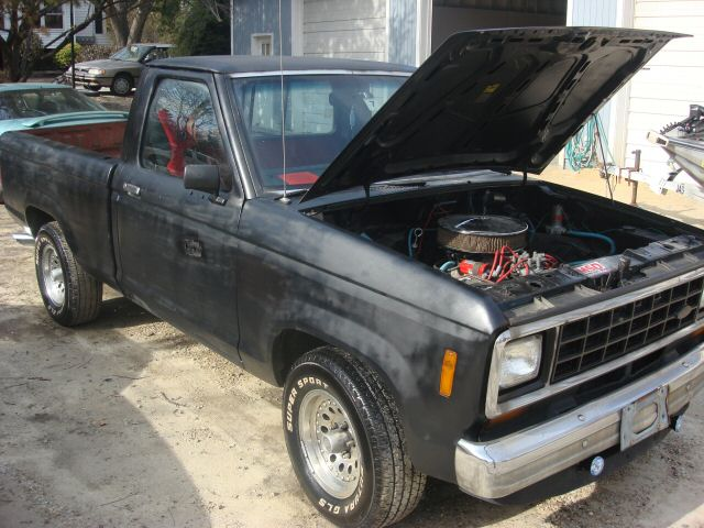 1987 Ford Ranger Cobra