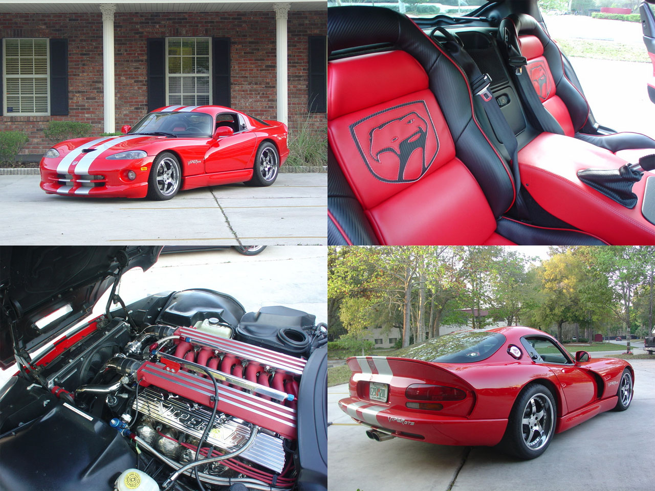2001  Dodge Viper Heffner Twin Turbo picture, mods, upgrades