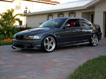 2001 BMW 330Ci RMS Supercharger