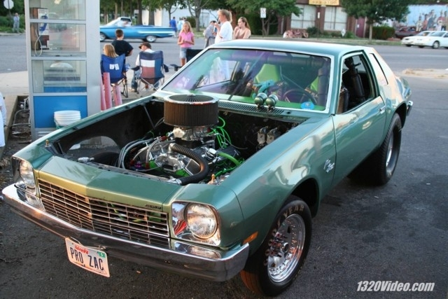 1975 Chevrolet Monza Town Coupe