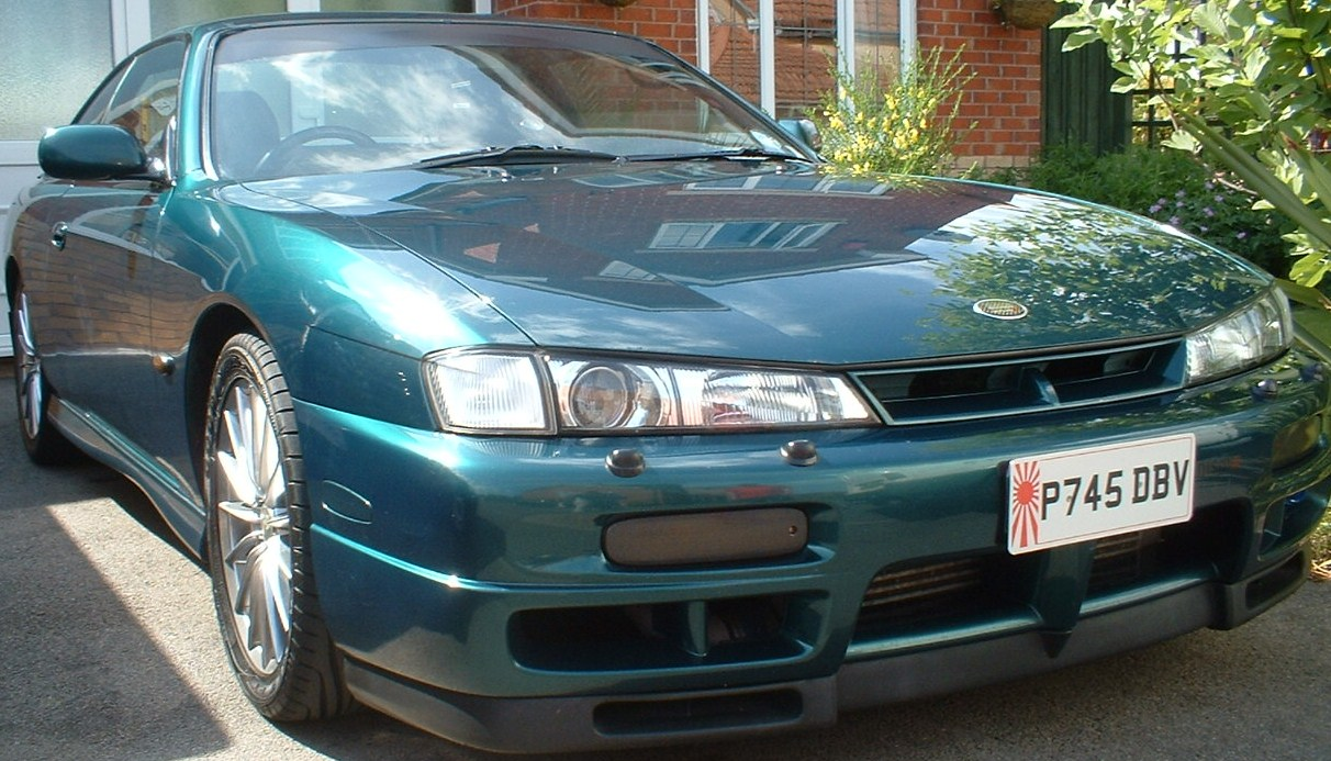 1996  Nissan 200SX S14A picture, mods, upgrades