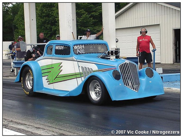 1933 StreetRod Willys Willy's
