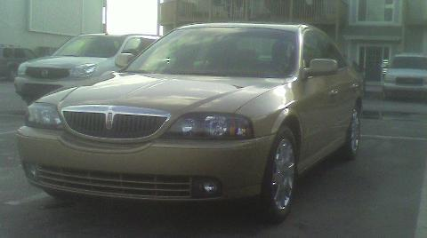 2005  Lincoln LS V8 picture, mods, upgrades