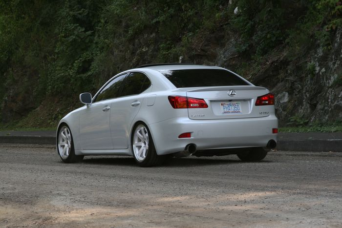 2006 Lexus IS350 Sport