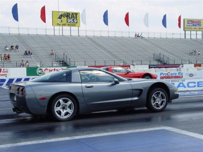 2003 Chevrolet Corvette LS1 ECS Paxton Supercharged