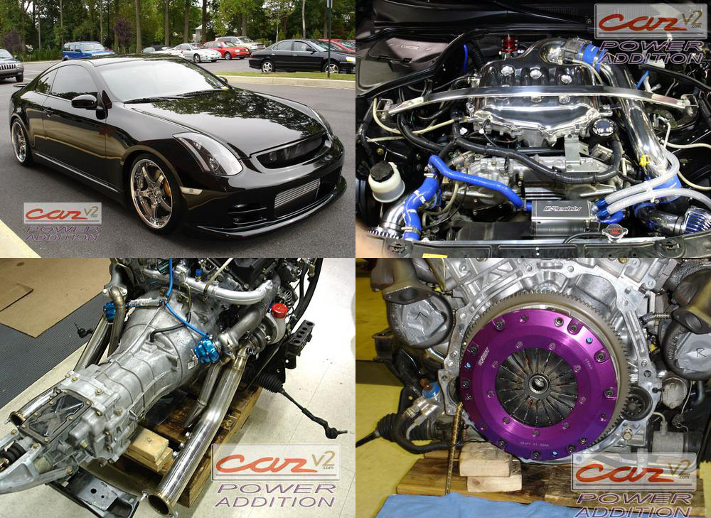 2005 Infiniti G35 Twin Turbo