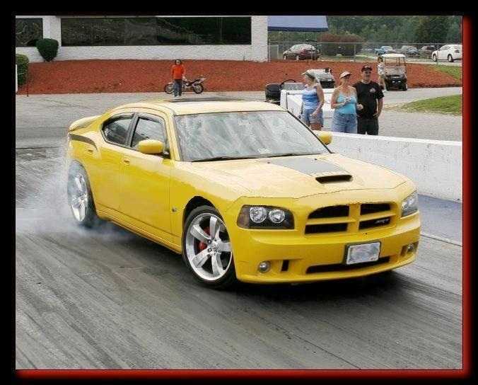 2007 Dodge Charger srt-8 superbee